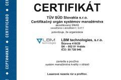 TUV_LBM_technologies_SK